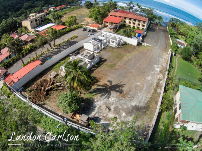 Aerial Photo of Jaco Oceanfront Property