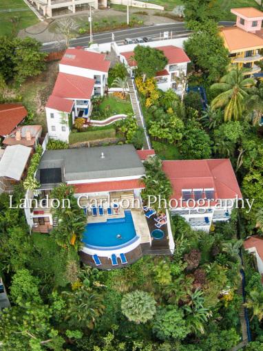 Villa Roca Hotel, Costa Rica