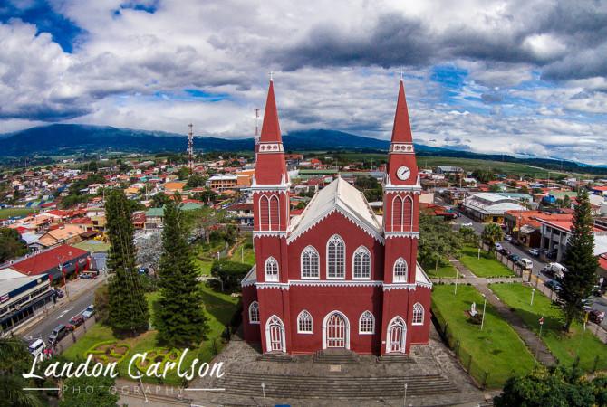 Church in Costa Rica