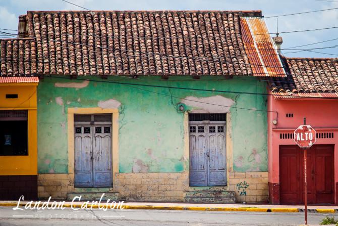 Colorful Homes of Nicaragua