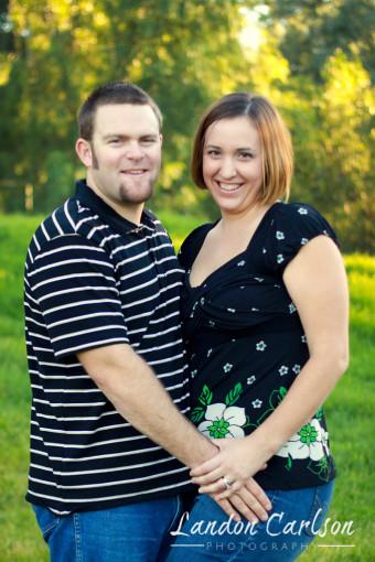 Husband and Wife Portrait