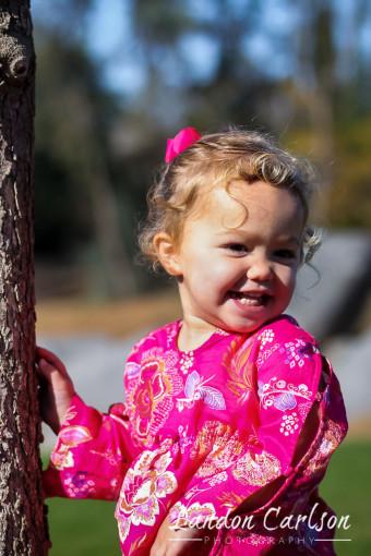 Infant Photoshoot