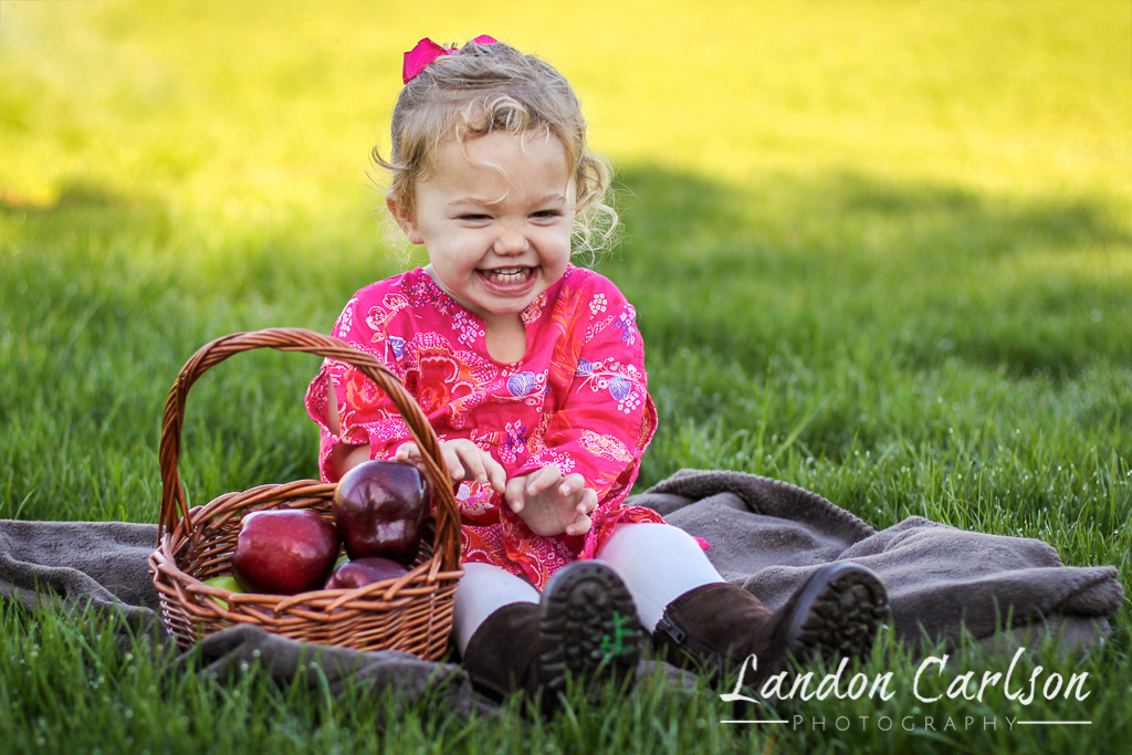Fun Day for Portraits in the Park!