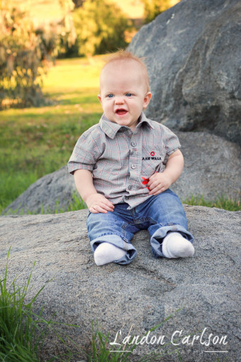 Infant Pose