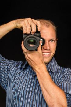 Landon Selfie Portrait