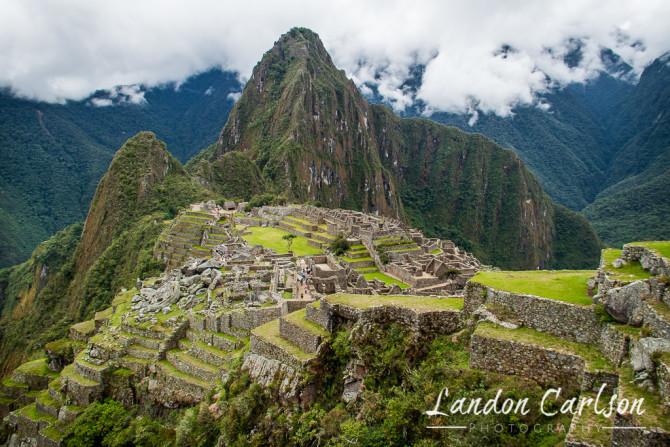 Macchu Pichu Peru