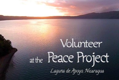 Peace Project Volunteering Promo Video