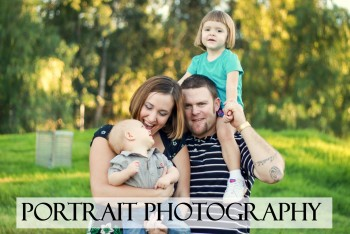 Portrait Photography Highlights Button