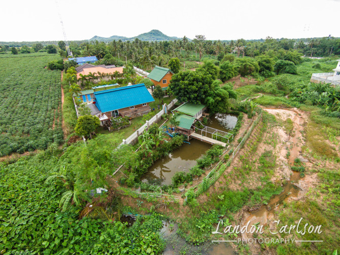 Aerial Photography in Thailand